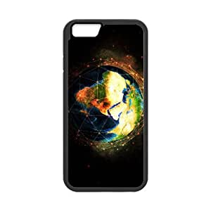 abstract world iPhone 6 Plus 5.5 Inch Cell Phone Case Black Tribute gift PXR006-7601425