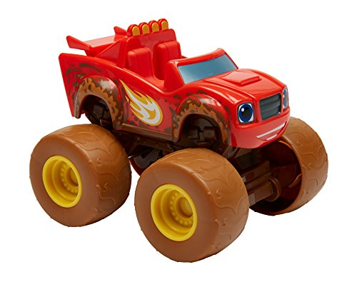 Fisher-Price Nickelodeon Blaze & the Monster Machines, Talking Mud Fest Blaze