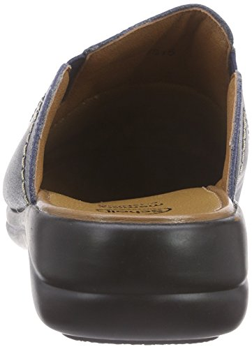 Scholl NEW TOFFEE Damen Pantoffeln Blau (Blue)