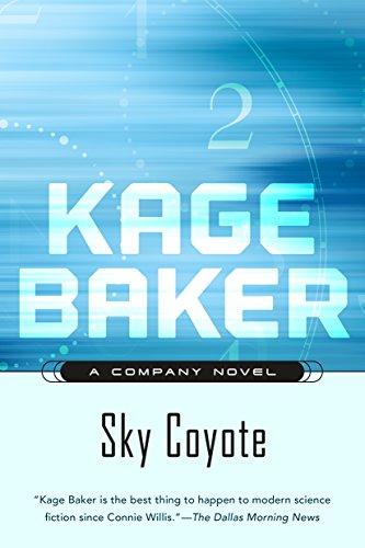 the company kage baker - 4
