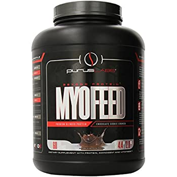 MyoFeed by Purus Labs (Chocolate Cookie Crunch, 60 Servings)