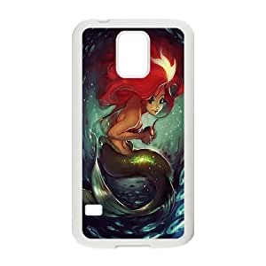 The little mermaid Case Cover For samsung galaxy S5 Case