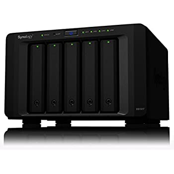 Synology 5 bay NAS DiskStation DS1517 (Diskless)