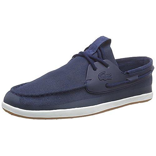 hot sale 2017 Lacoste Landsailing 116 Mens Boat Shoes