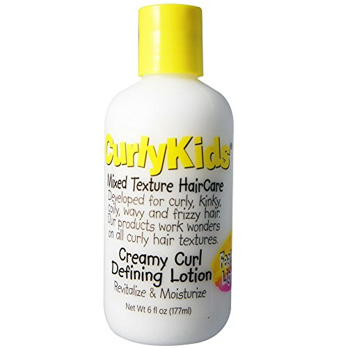 Curly Kids Curl Defining Lotion, 6 oz Pack of 10