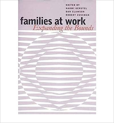 Families at Work: Expanding the Bounds (Hardback) - Common