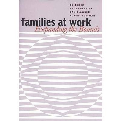 Families at Work: Expanding the Bounds (Paperback) - Common pdf