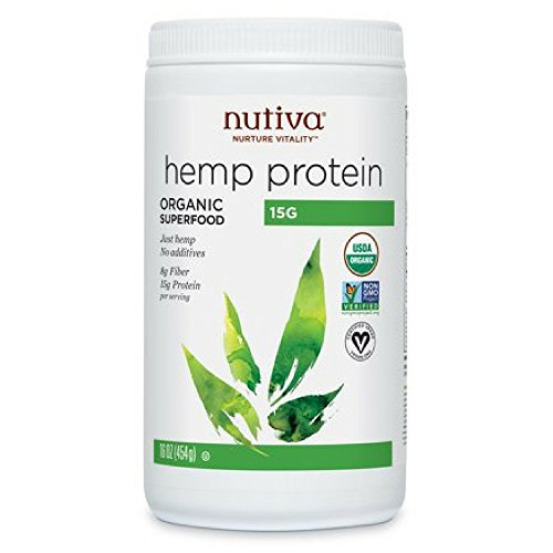 Hemp Seed Protein Powder - 7