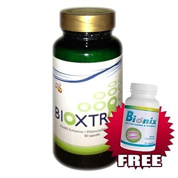 Bioxtron + Bionix Multivitamínico de Regalo