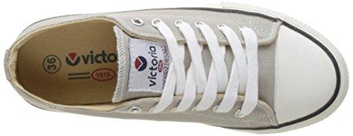 Victoria Zapato Basket Autoclave - Botas Unisex adulto gris