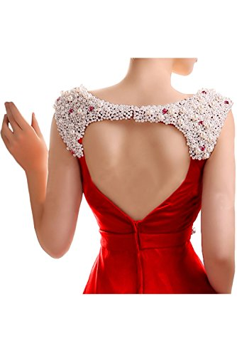 Missdressy - Vestido - trapecio - para mujer morado 34