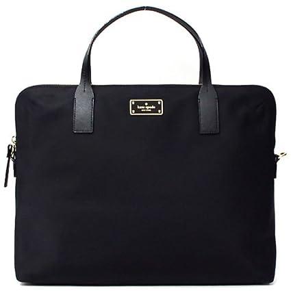 the latest a4a9e 54077 Kate Spade Blake Avenue Daveney Black Laptop Bag