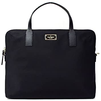 Amazoncom Kate Spade Blake Avenue Daveney Black Laptop Bag