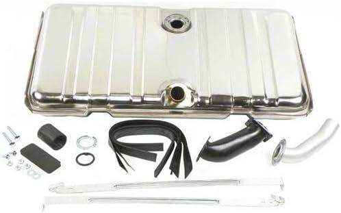1967-68 Camaro Gas or Fuel Tank to Filler Neck Hose Show Quality