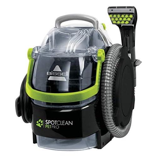 chollos oferta descuentos barato Bissell 15585 SpotClean Pet Pro Portable 750 W 84 Decibelios Negro Verde