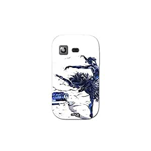 FUNDA CARCASA TANZERIN GIRL PARA SAMSUNG GALAXY POCKET PLUS S5301