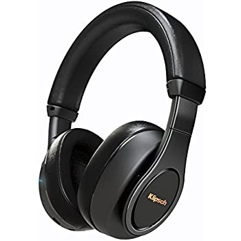 Klipsch Reference Over-Ear Bluetooth Headphones - Black
