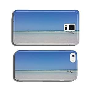 Beach cell phone cover case Samsung S6