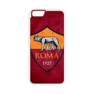 As Roma Logo For iPhone 6 4.7 Inch Cell Phone Case White Ovcup7177957