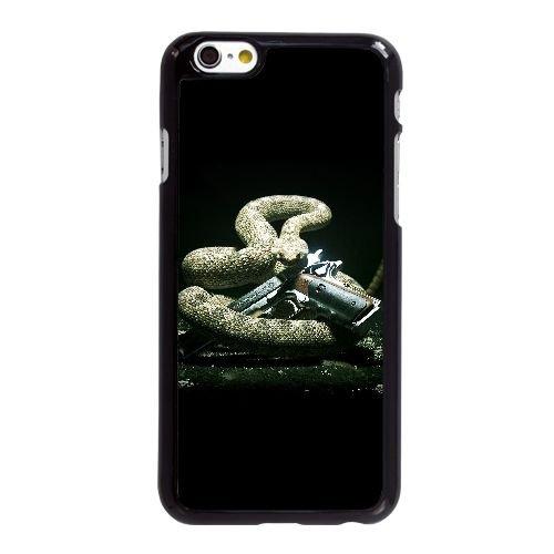 G6U84 jeu Hitman absolution Y8L0ID coque iPhone 6 Plus de 5,5 pouces cas de couverture de téléphone portable coque noire RX0VUL8VU