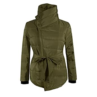 Amazon.com: Delacey Stylish women jacket autumn XXXL plus