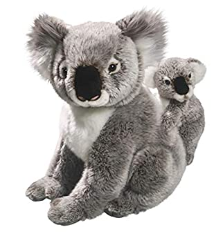 Carl Dick Peluche - Oso de Koala con el bebé (Felpa, 36cm) [
