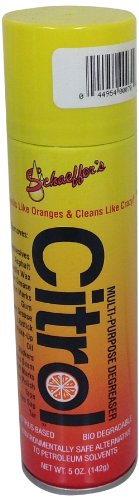 - Schaeffer Manufacturing 266 Citrol Cleaner and Industrial Degreaser