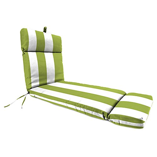 Jordan Manufacturing 72 x 22 in. Outdoor Chaise Lounge Cushion