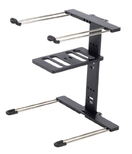Stanton Uberstand Laptop Stand (Black) -