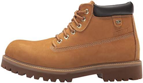 Skechers Sergeants Verdict Men's Walking Boots In Yellow for