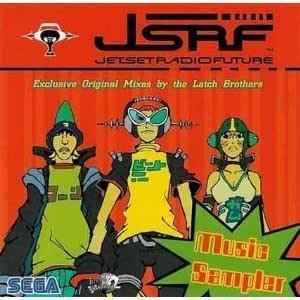 Astounding Jet Set Radio Future Music Sampler Amazon Com Music Funny Birthday Cards Online Fluifree Goldxyz