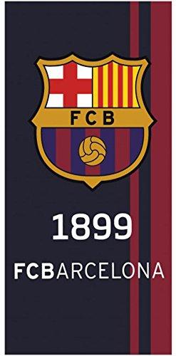 Confort Home M.T TOALLA DE PLAYA FC BARCELONA 100% ALGODÓN 70X140CM. VARIOS MODELOS DIFERENTES
