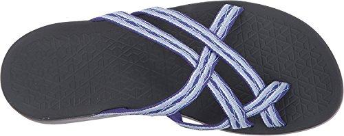 Chaco Damen Tempest Cloud Athletic Sandale Batik Lila