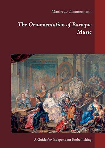 The Ornamentation of Baroque - Book Baroque Music