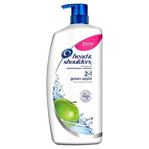 Head & Shoulders 2-in-1 Dandruff Shampoo & Condition, Green
