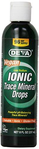 Deva Nutrition Trace Mineral Drops