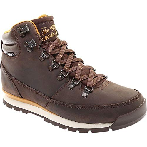 [ノースフェイス] メンズ ブーツ&レインブーツ Back-To-Berkeley Redux Leather Boot [並行輸入品] B07HQ8TJ5F 9-M_Regular