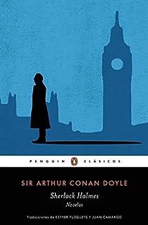 Sherlock Holmes. Novelas par Conan Doyle