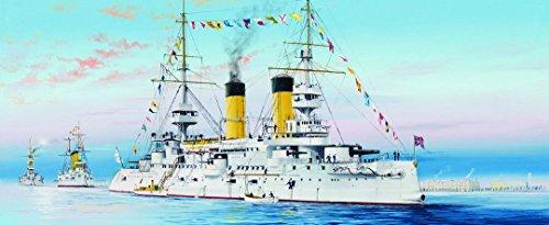 Trumpeter Russian Navy 1904 Tsesarevich Battleship Building Kit