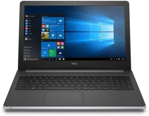 Dell Inspiron I5559-4013SLV Laptop Computer - 15.6 Screen / 6th Gen Intel Core i7 Processor / 1TB Hard Drive / 12GB Memory/ Wind