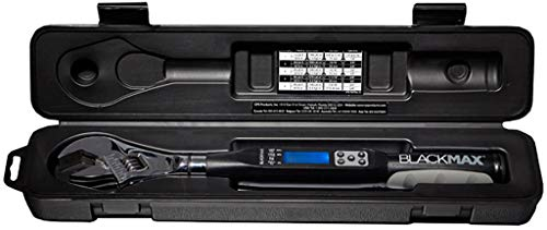CPS BLACKMAX BTLDTW Adjustable Electronic Torque Wrench