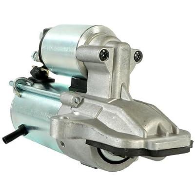 DB Electrical SFD0120 Starter (For Ford 2.0L Focus 05 06 07 08 / 2.3L 2003-07 / 2.3L Escape 2005-08)