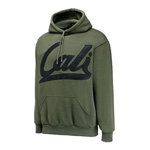 (Hokivin Mens Fall Winter Warm Havryweight Long Sleeve Pullovers Hoodies Sweatshirts for Unisex (Medium, Green))