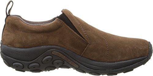 Merrell Men's Jungle Moc Slip-On Shoe,Dark Earth,9.5 M US