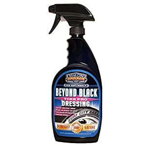 Surf City Garage 104 Beyond Black Tire Pro Spray - 24 oz.