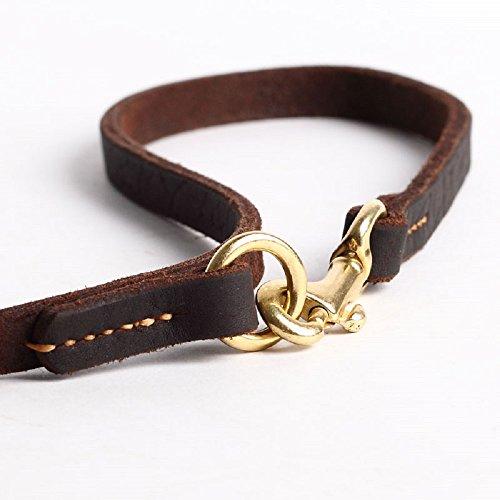 JPettie Leather Dog Leash