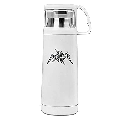 HAULKOO Metallica Mental Band Stainless Steel Bottle Cup