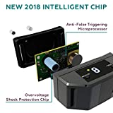 [New 2019 Upgraded] Bark Collar w/Microprocessor Control Smart Chip - Best Dog Anti-Barking Device - Shock, Vibration, Beep Mode for Small, Medium, Large Dogs All Breeds. Quick Results.