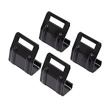 SportRack Black Mounting Hooks 92001