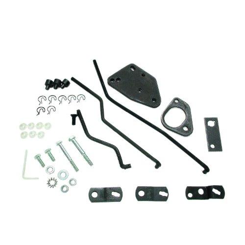 Plus Shifter Installation Kit - Hurst 3737897 Competition/Plus Shifter Installation Kit